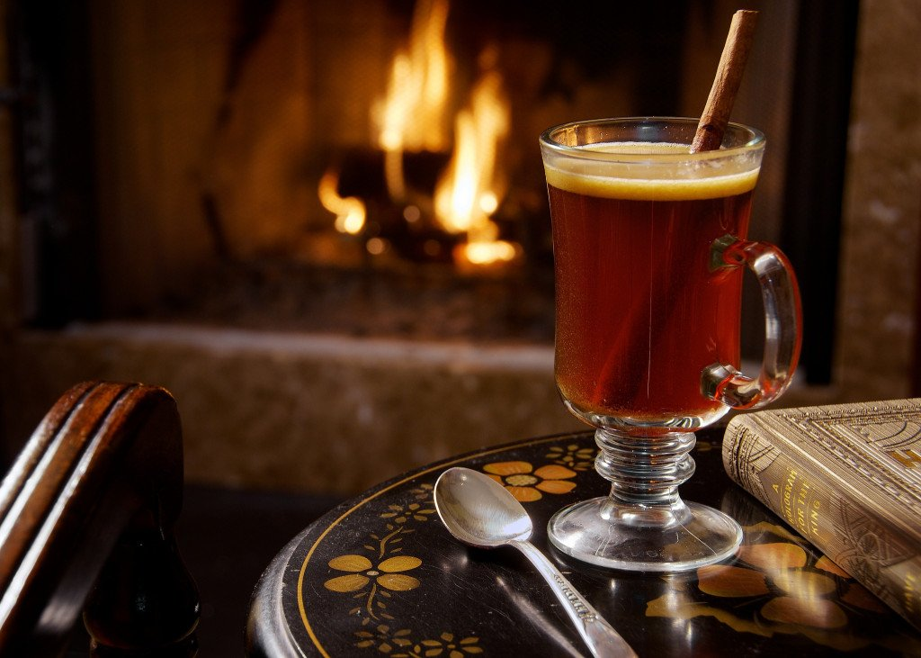 Best Fall Cocktails Hot Buttered Rum
