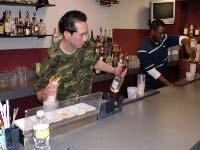 Alex American Bartenders School Graduate