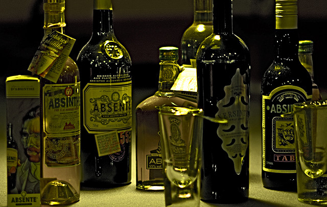 American Bartenders School Alcohol and Aphrodisiacs - Absinthe