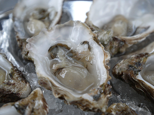 American Bartenders School Alcohol and Aphrodisiacs- Oysters