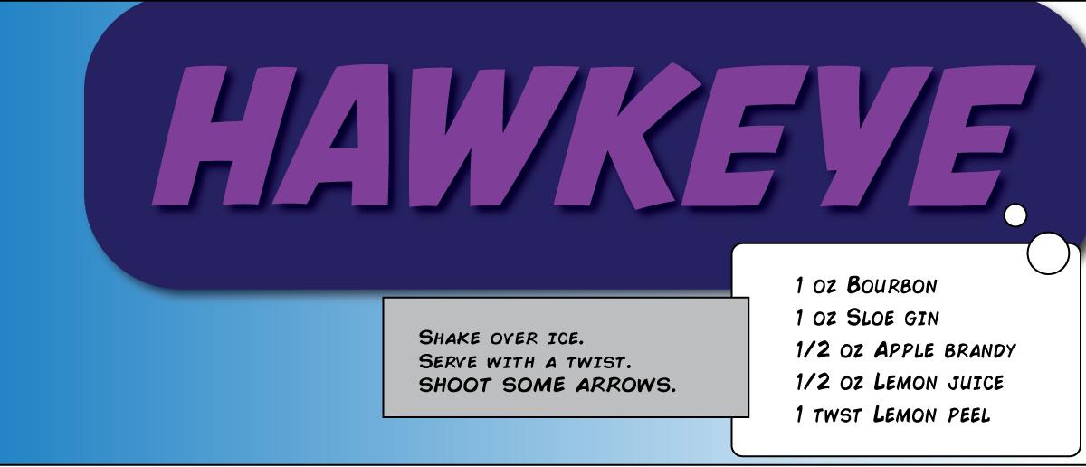 hawkeye cocktail