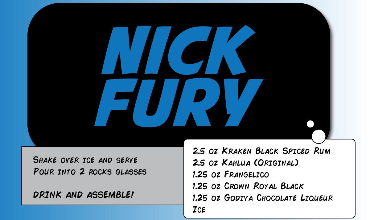 nickfury cocktail