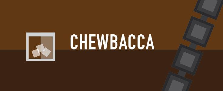 star wars cocktails chewbacca
