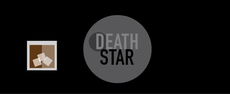 star wars cocktails death star