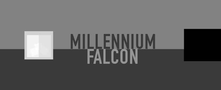star wars cocktails millennium falcon